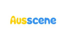 ausscene-logo